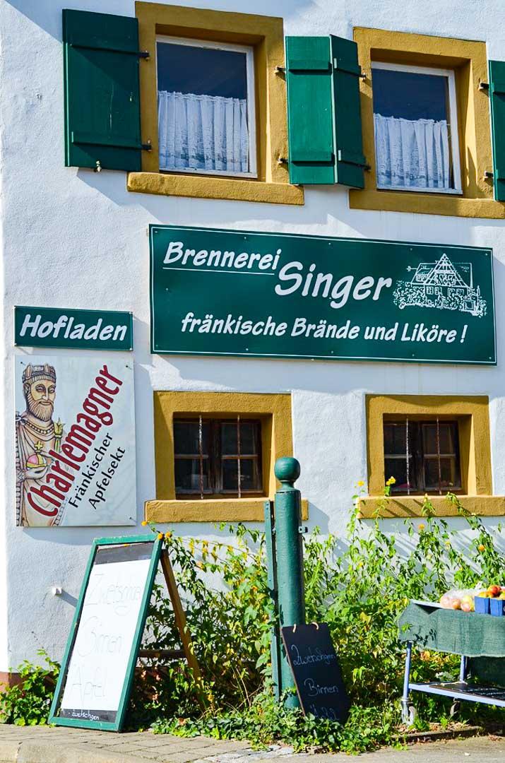 Familie Singer, Mittelehrenbach
